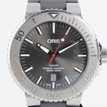 Oris Aquis Date Steel 43.5mm Grey No numerals United States of America, Arizona, Tucson