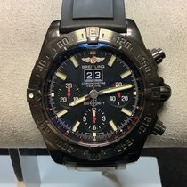 Breitling Blackbird Steel Black United States of America, New Jersey, Fords