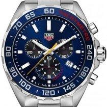 TAG Heuer Formula 1 Quartz Steel 43mm Blue No numerals United States of America, California, Los Angeles