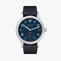 NOMOS Steel 37mm Automatic 741 new
