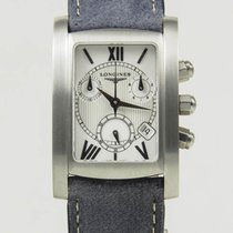 Longines Steel 28mm Quartz L5.663.4 new United States of America, California, Newport Beach