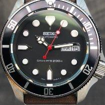 Seiko SKX007K2 Stahl 2020 Prospex 42mm neu