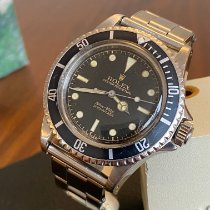 Rolex Submariner (No Date) 5513 Very good Steel 40mm Automatic
