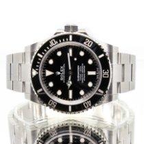 Rolex Submariner (No Date) Steel 41mm Black No numerals United Kingdom, London