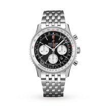 Breitling Navitimer 1 B01 Chronograph 43 new 2020 Automatic Chronograph Watch with original box and original papers AB0121211B1A1