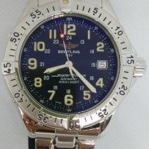 Breitling Steel 41mm Automatic A17040 pre-owned