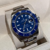 Rolex Submariner Date 116619LB Very good White gold 40mm Automatic Canada, North Vancouver