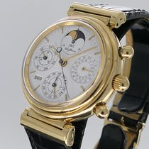 IWC Da Vinci Perpetual Calendar Yellow gold 39mm White No numerals United States of America, California, Los Angeles