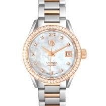 TAG Heuer Carrera Lady Steel 28mm Mother of pearl United States of America, Georgia, Atlanta