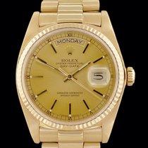 Rolex 18038 Gelbgold Day-Date 36 36mm gebraucht Deutschland, Frankfurt am Main