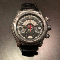 Ebel 1911 BTR new Automatic Chronograph Watch only E9137L73