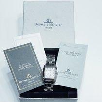 Baume & Mercier Acier 35mm Quartz M0A10051 occasion