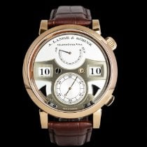 A. Lange & Söhne new Manual winding 44mm Red gold