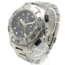 TAG Heuer Aquagraph CN211A.BA0353 Very good Steel 43mm Automatic India, Surat