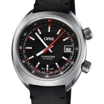 Oris Steel 39mm Automatic 01 733 7737 4054-07 5 19 44 new