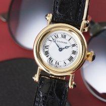 Cartier Diabolo Or jaune 27.5mm Blanc