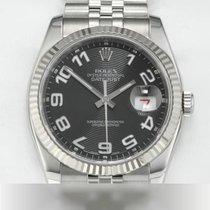 Rolex Datejust Nagyon jó Arany/Acél 36mm Automata