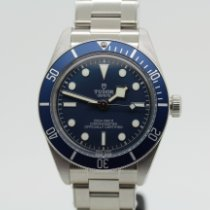 Tudor Black Bay Fifty-Eight Stahl 39mm Blau Keine Ziffern