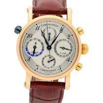 Chronoswiss Tora Rose gold 38mm Silver United States of America, California, Los Angeles