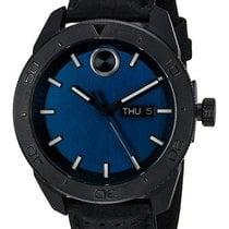 Movado Bold Acero 43mm Azul