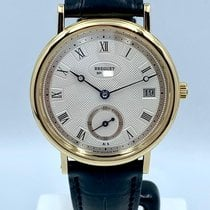 Breguet Classique 5920ba/15/984 Odlično Zuto zlato 34.5mm Automatika