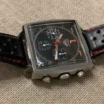 TAG Heuer Monaco Steel Grey