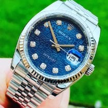 Rolex Datejust 116234 Very good Steel 36mm Automatic United Kingdom, Whitby- North Yorkshire