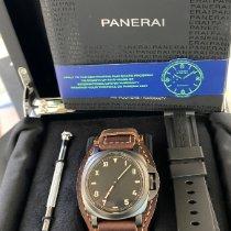 Panerai PAM 00779 Titane 2020 Luminor 44mm nouveau