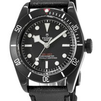 Tudor Black Bay Dark Acero 41mm Negro