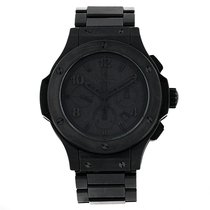 Hublot Big Bang 44 mm 44mm Noir Arabes France, Paris