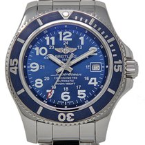 Breitling Superocean II 42 Steel 42mm Blue United States of America, Florida, Miami