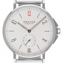 NOMOS Ahoi Datum neu 2020 Automatik Uhr mit Original-Box und Original-Papieren 551.S2