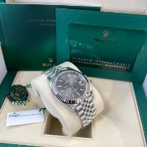 Rolex 126334 Steel 2021 Datejust 41mm new United States of America, New Jersey, Totowa