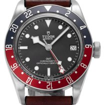 Tudor Black Bay GMT Aço 41mm