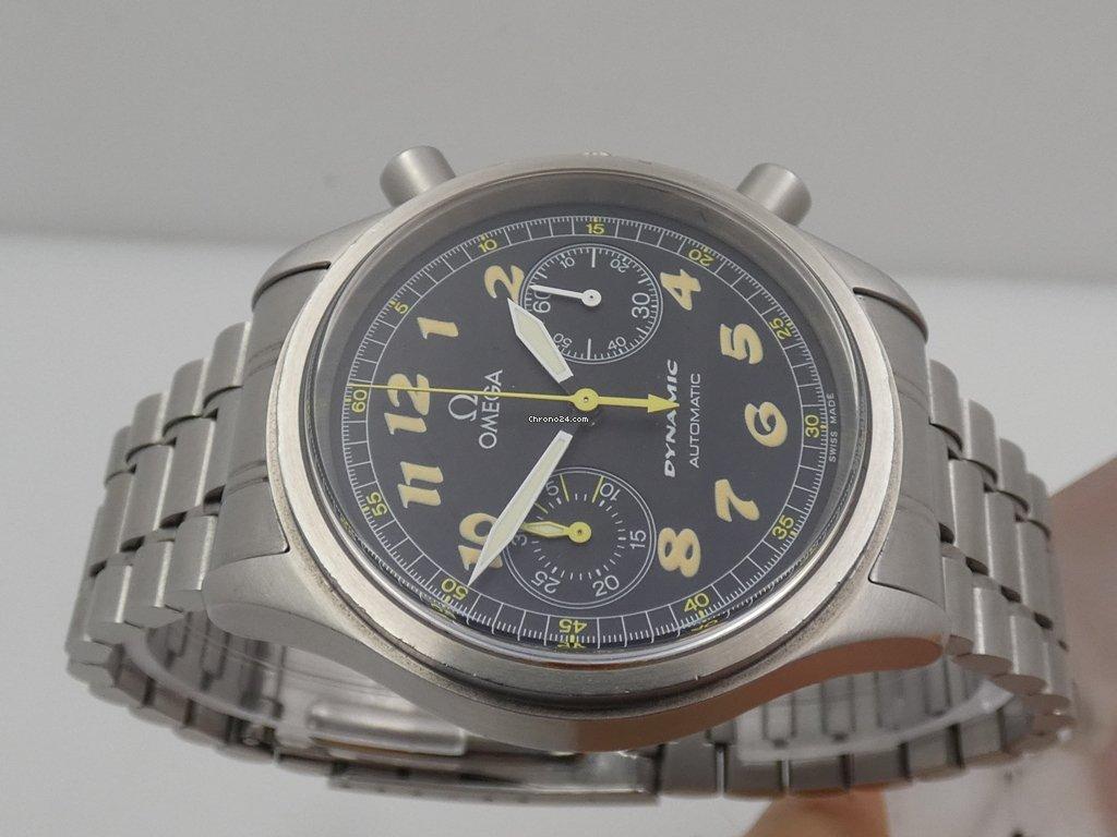 Omega Dynamic Chronograph 175.0310 1995 usados