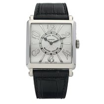 Franck Muller Master Square Steel 36mm White Arabic numerals United States of America, Florida, Sarasota