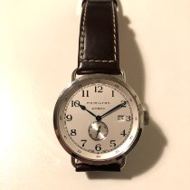 Hamilton Khaki Navy Pioneer pre-owned 40mm Leather