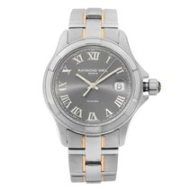 Raymond Weil Parsifal Steel 39mm Grey Roman numerals United States of America, New York, NYC