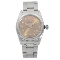 Rolex Oyster Perpetual 31 Steel 31mm Bronze United States of America, New York, NYC