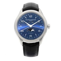 Baume & Mercier Clifton new Automatic Watch with original box