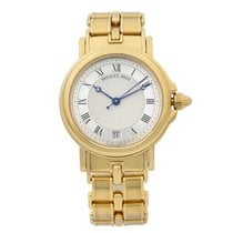 Breguet Marine Yellow gold 35mm Silver Roman numerals United States of America, New York, NYC