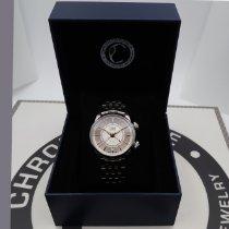 Oris Artelier Alarm Stahl 42mm Silber