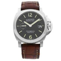 Panerai Luminor Marina Automatic Steel 40mm Black