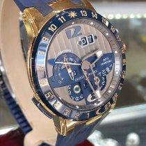 Ulysse Nardin El Toro / Black Toro Rose gold 43mm Silver Arabic numerals United States of America, Florida, Ft lauderdale
