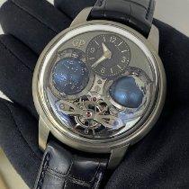Girard Perregaux Bridges new 2020 Manual winding Watch with original box and original papers 99292-21-651-BA6F