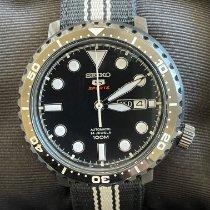 Seiko 5 Sports Steel 45mm Black No numerals United States of America, California, Redondo Beach