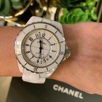 Chanel H0970 Cerámica 2012 J12 38mm usados