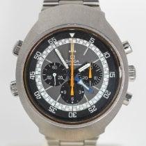 Omega Flightmaster Steel 43mm Grey