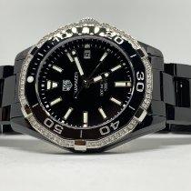 TAG Heuer Aquaracer Lady neu 2020 Quarz Uhr mit Original-Box und Original-Papieren WAY1395.BH0716