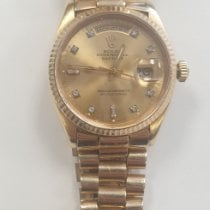 Rolex Day-Date 36 18238 Fair Yellow gold 36mm Automatic New Zealand, Wellington